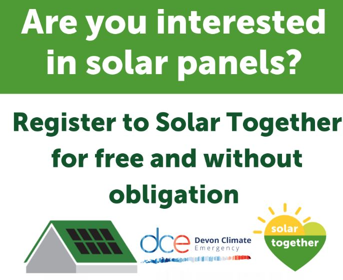 Are you interested in Solar Panels?